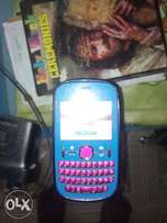 Original Nokia 200 doublesim with followcome batery & charger 4 sale