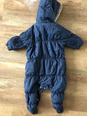 Теплый комбинезон NEXT для малыша  210 грн. - Одежда для ... 0f9ab3941894c