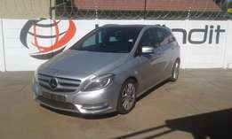 2013 Mercedes Benz B 200 C D I BE Automatic