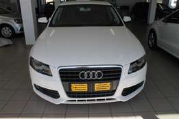 Audi - A4 (B8) 2.0 T (132 kW) Ambition Multitronic for sale