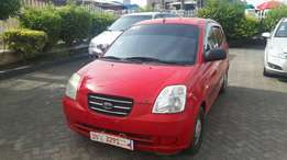 Neat Kia picanto 2007 model automatic transmission going for cool pric