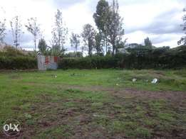 100 by 100 plot for sale at 40 Area Githurai 45