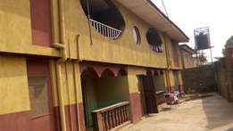3 bedroom flat at Alarere area Ibadan.