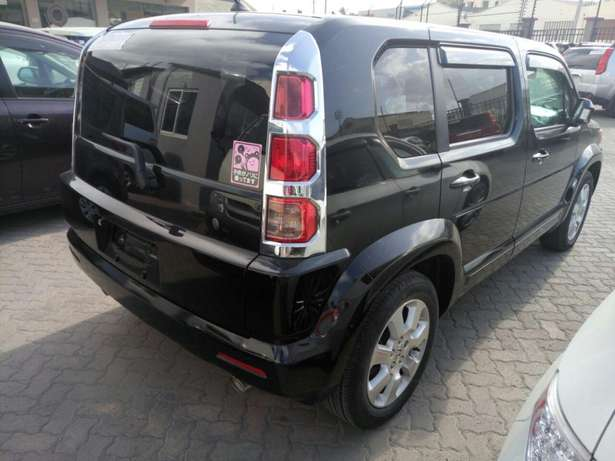 Honda crossroad KCM number 2010 model loaded with alloy rims, go Mombasa Island - image 4
