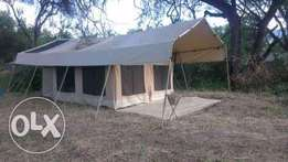 Camping tents for sale and for hire