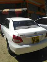 A very clean 2006 toyota belta for sale