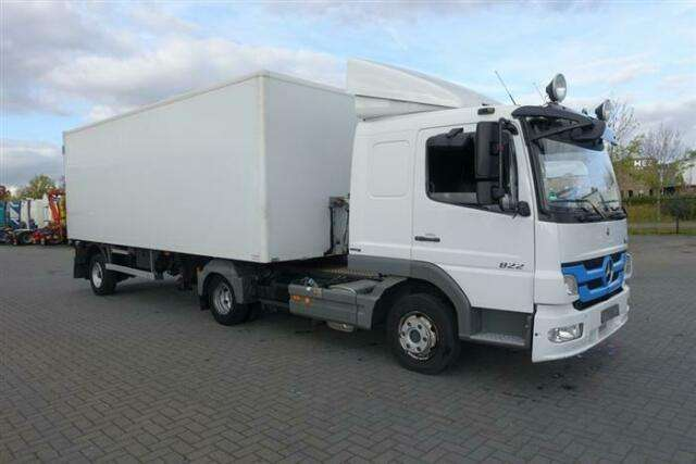 Mercedes-Benz Atego 822 Top! 4x2 Euro 5 - 2013