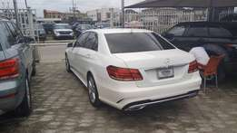 2014 Mercedes E 350 Tokunbo Car For Sale
