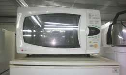 Microwaves on sale lg samsung ariston and other cool brands