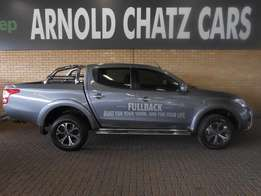 2016 Fiat Fullback 2.5di-d 4x4 lx for sale