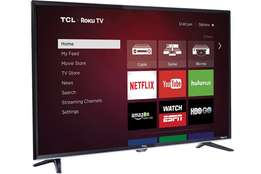 TCL 32 inches smart Tvs at our shop