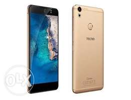 "Tecno Camon CX 5.5"" 2GB, 16GB 16MP Front 1 year warranty (New)"