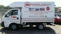 Cheap load Durban >>>Pmb>>> Any where in KZN