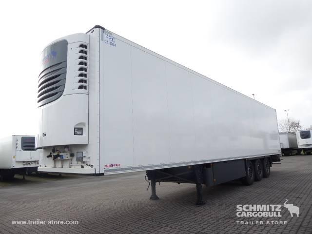 Schmitz Cargobull Tiefkühler Standard Doppelstock Trennwand - 2018
