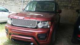 Landrover discovery 2010
