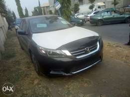 Spotless 2015 Tokumbo Honda Accord for grab