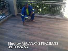 TILERS for all your Tiling Cladding Laminated Flooring and Bathroom Re