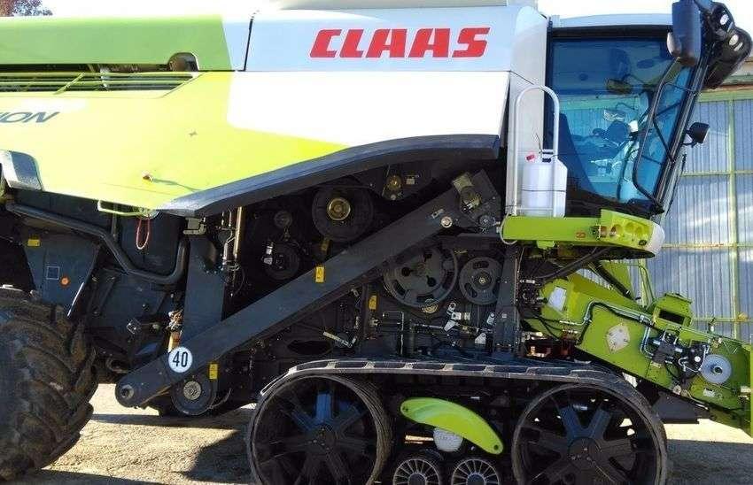 Claas Lexion 760 Tt - 2016 - image 2