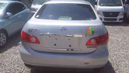 Fully loaded Silver and Black Nissan Bluebird Sylphy on sale