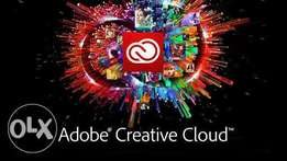 Adobe creative cloud 15(fully activated)