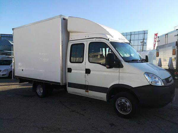 Iveco Daily 50c15 Doble Cabina - 2010