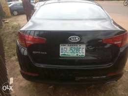 Used Kia Optima 2013 model.