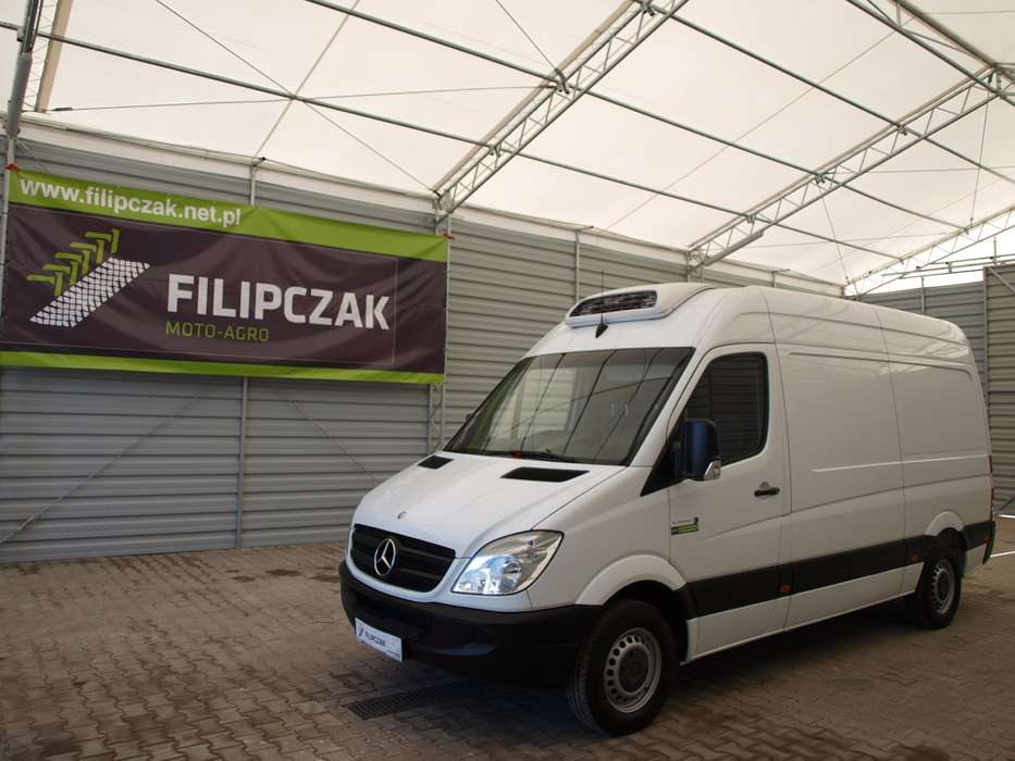 Mercedes-Benz Sprinter 313 - 2012