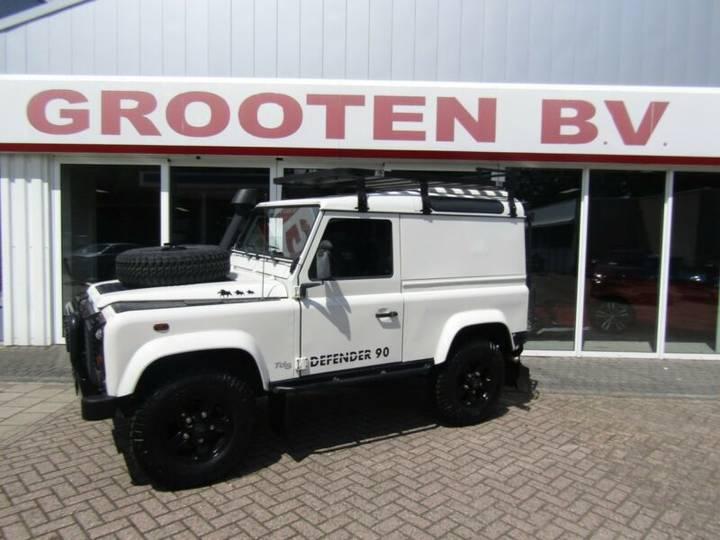 Rover land  defender 2.5 td5 ht 90 - 2003