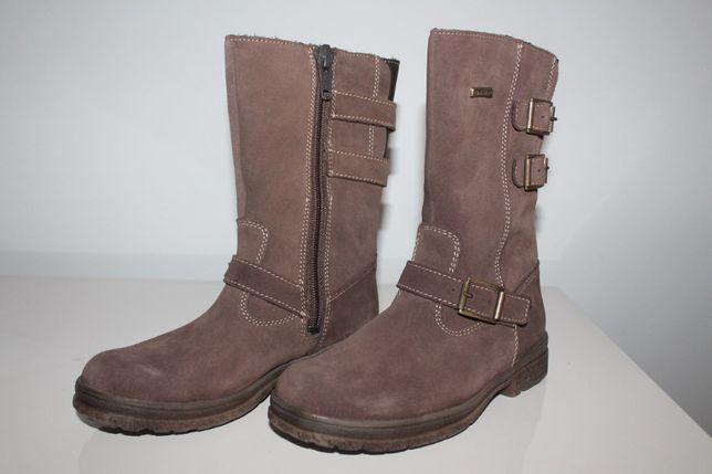 008a1b182997 Daumling 350011M-33 buty zimowe kozaki dziewczęce rozmiar 32 Ostrów  Wielkopolski - image 1