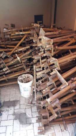 GTX Girder Beams and Scaffolding - What a Bargain!! Witbank - image 3