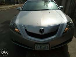 2011 Acura zdx, few months used
