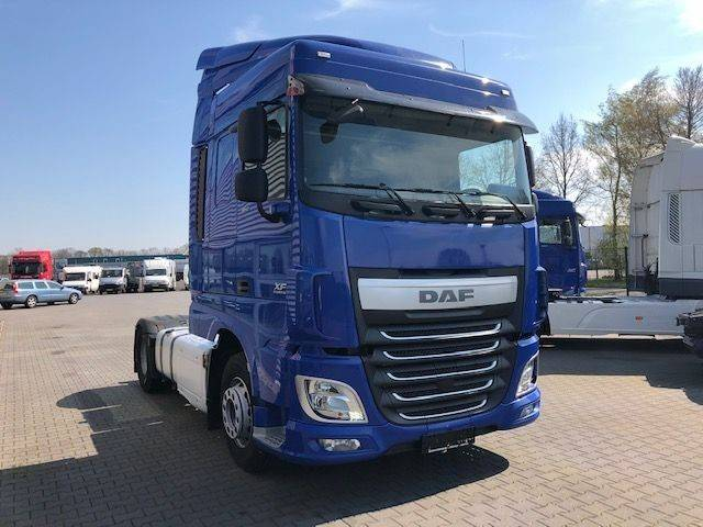 DAF Xf460ft Sc - 2015