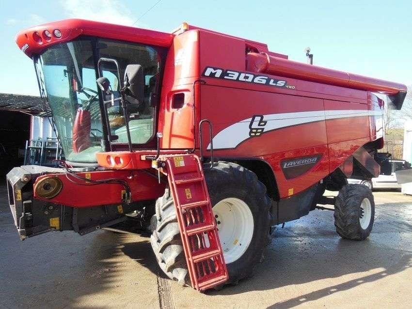 Laverda M306 - 2007