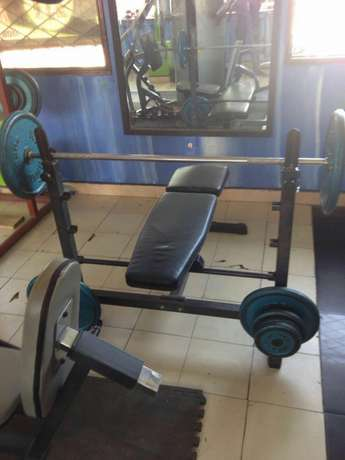 Gym facilities for sale hurry up all equipe avail Mtwapa - image 1