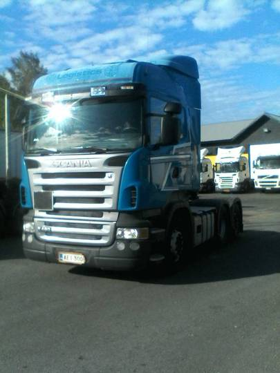 Scania R 12 La - 2007