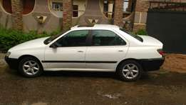 Clean Nigerian used Peugeot car for sale