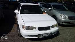 Toyota sprinter 110for sale