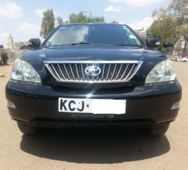 Toyota Harrier, 2009 Model, KCJ. Nairobi CBD - image 8