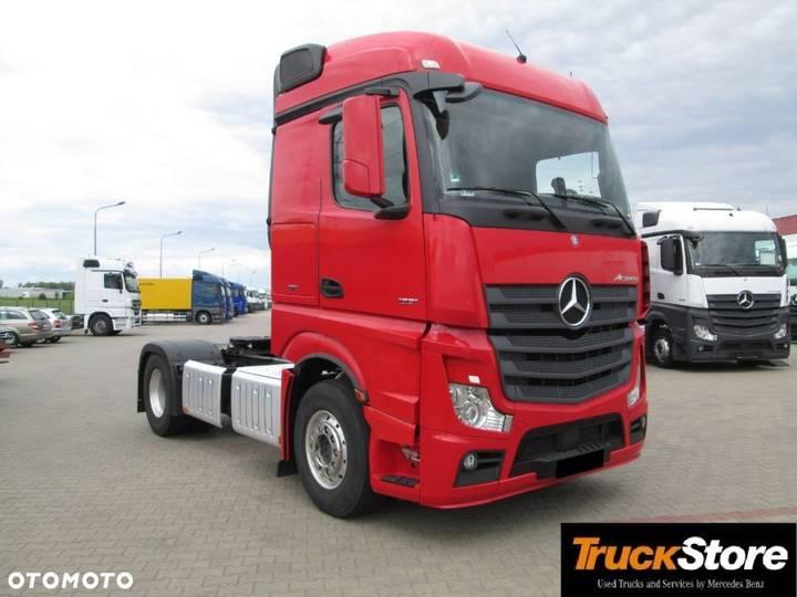 Mercedes-Benz 1851 LS - 2014