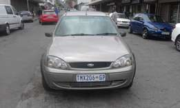 Ford bantam 1.6 gold in color 2007 model 104000km R68000 for sale