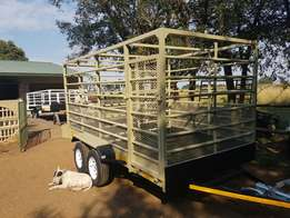 4m x 1.8m Cattle Trailer R35900