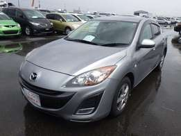 Buy This Very Neat Grey Mazda Axella 2010, 1500cc, Fully Loaded.