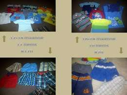 Baby boy clothes 12-18 / 18-24 months