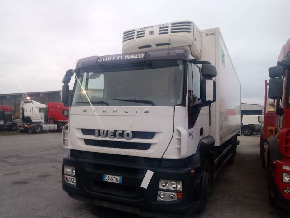 Iveco Stralis At 260s36y/ps E.5 - 2008