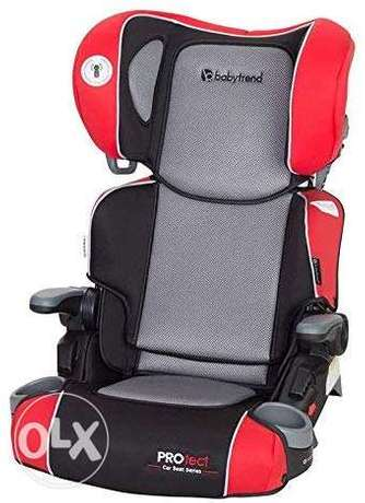 Baby Trend Protect Car Seat Series Yumi 2-In-1 Folding Booster Seat -