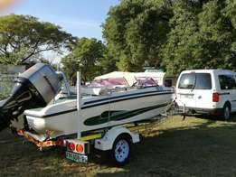 Leisure Boat for sale or to swop