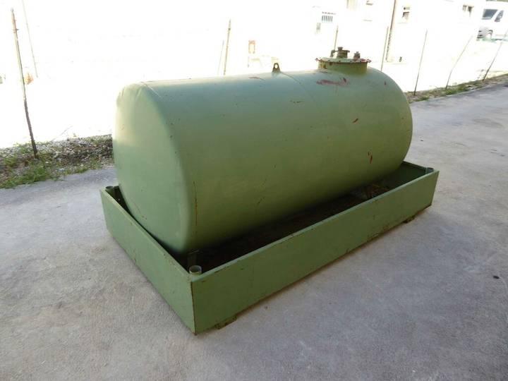 2000 lt fuel tank