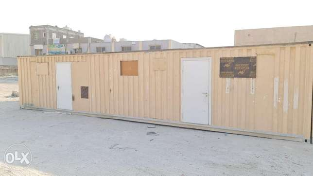 Porta cabins for sale. 40ft and 20ft