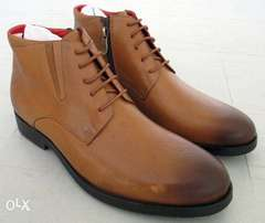 Black Brown(Low-cuts/Boots) shoes