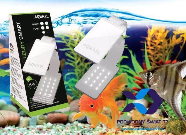 Aquael Oświetlenie Leddy Smart 2 Sunny I Plant Nowe